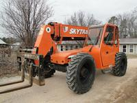Skytrak 8042 Forklift For Sale