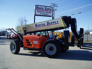 JLG G12-55A Forklift For Sale